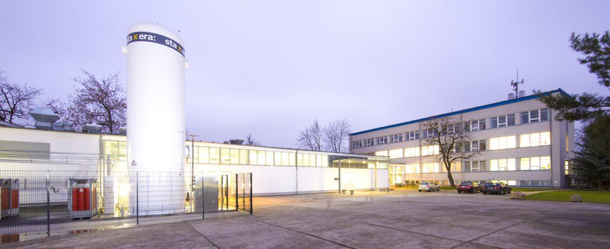 Parkplatz, Staxera GmbH