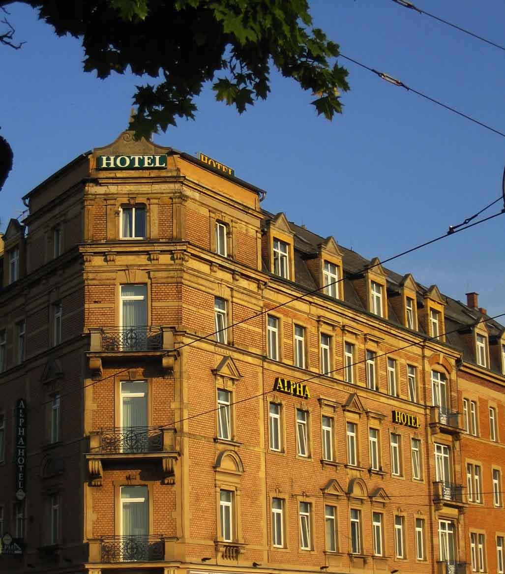 Alpha Hotel in Dresden