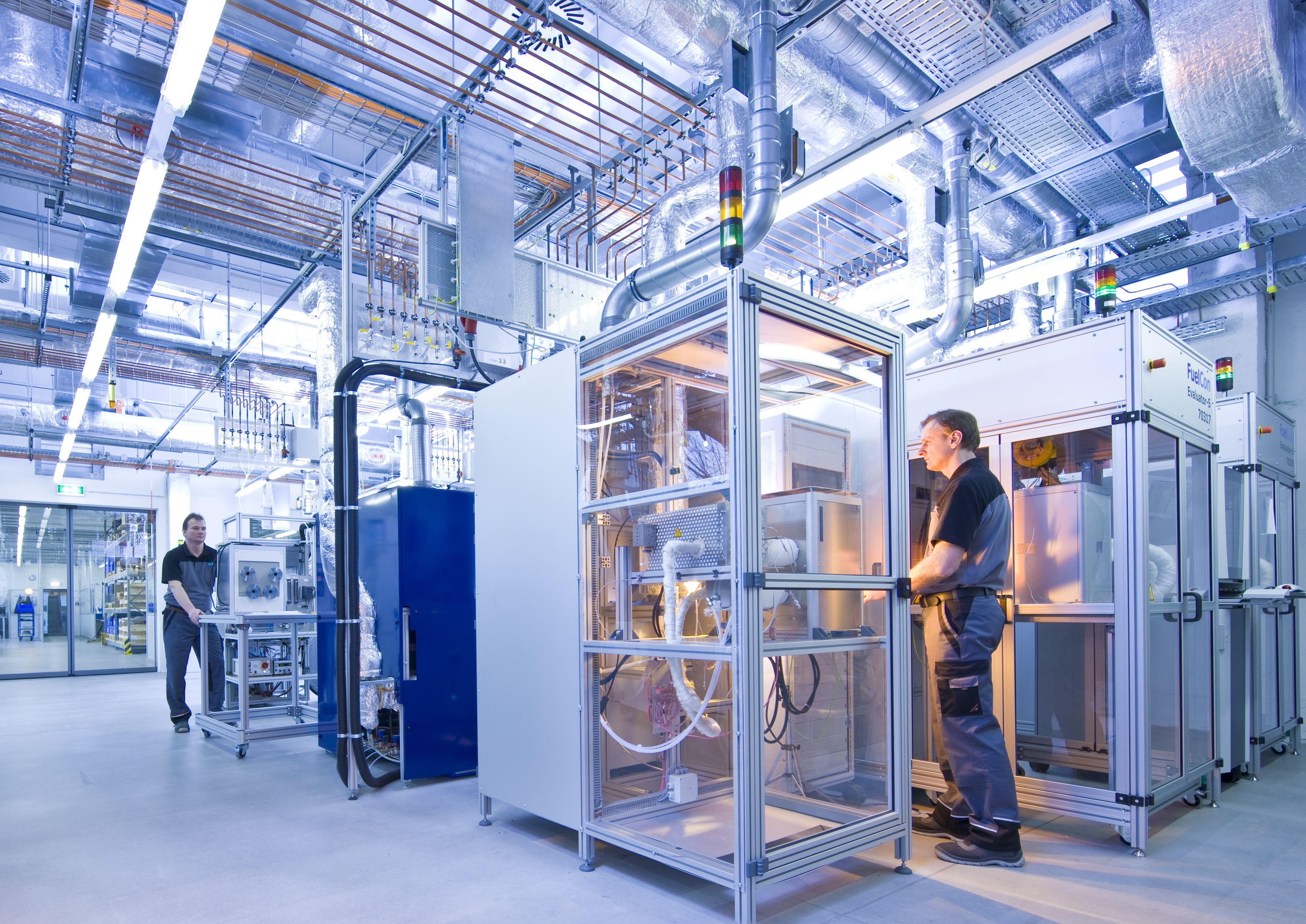 Innenraum, Staxera GmbH