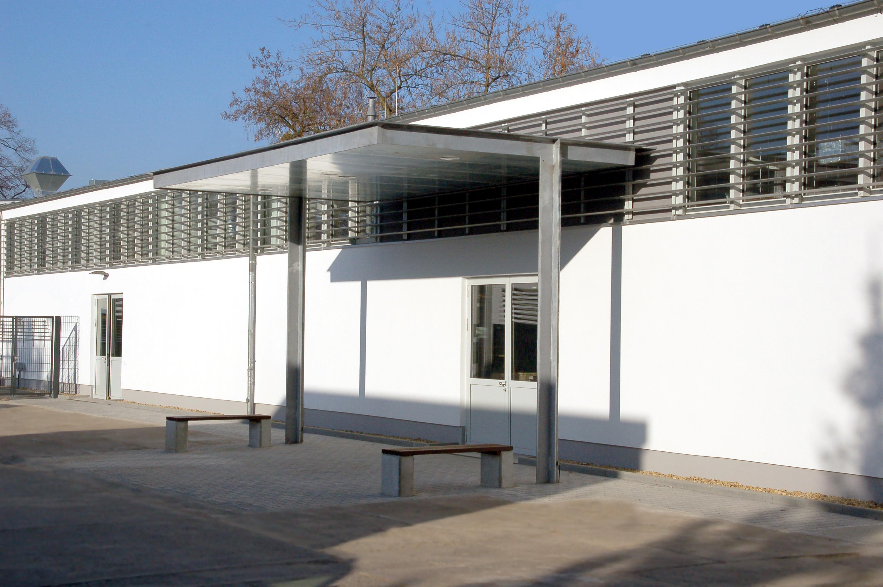 Eingang, Staxera GmbH