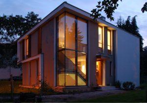 Komplettansicht, Haus ROLLA, Dresden