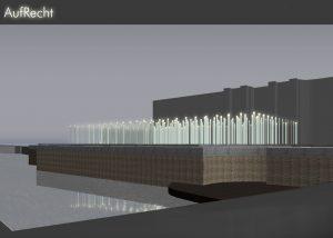 Entwurf, Freiheits- und Einheitsdenkmal Berlin