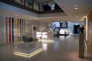 Ausstellungsfläche, Fraunhofer IKTS in Dresden