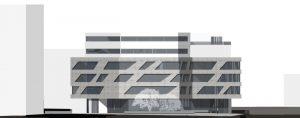 Ansicht, Hochschule für Technik – Stuttgart
