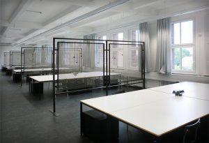 Atelier der Beuth Hochschule für Technik, Berlin