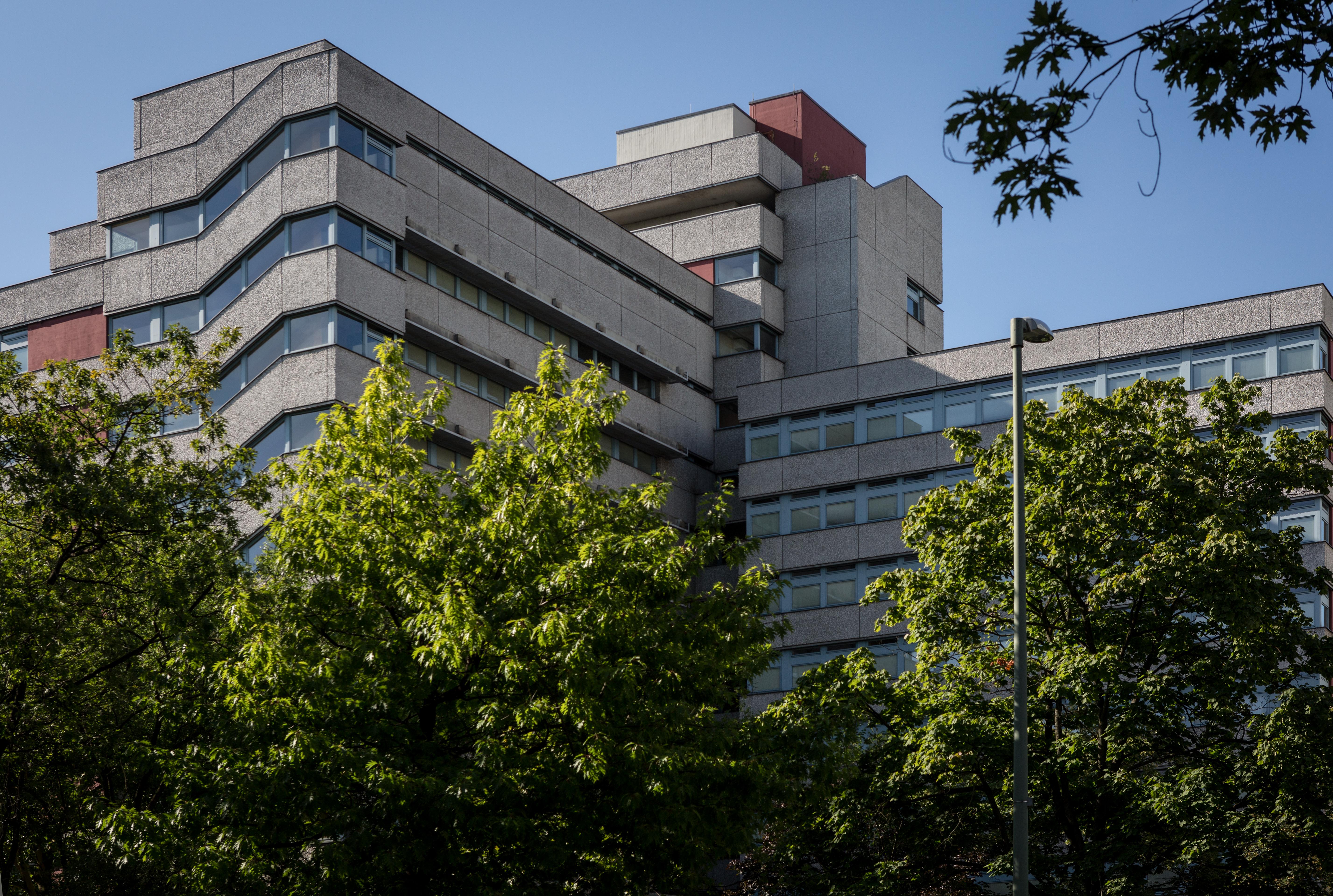 URA – Sanierung Verwaltungsgebäude, Berlin