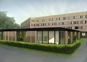 Rendering vom Grand City Airport Hotel