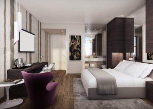 Zimmer, Hotel Ostra-Allee Dresden