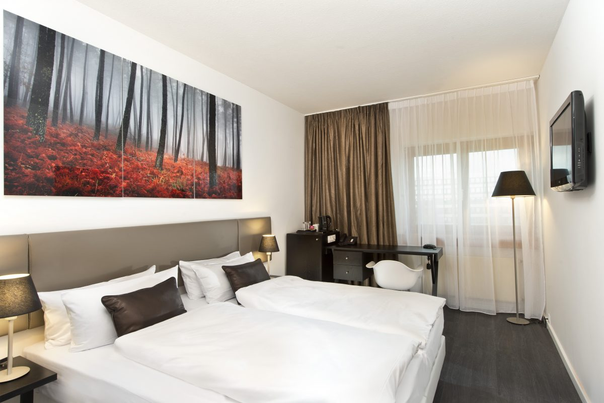 Zimmer, Grand City Airport Hotel