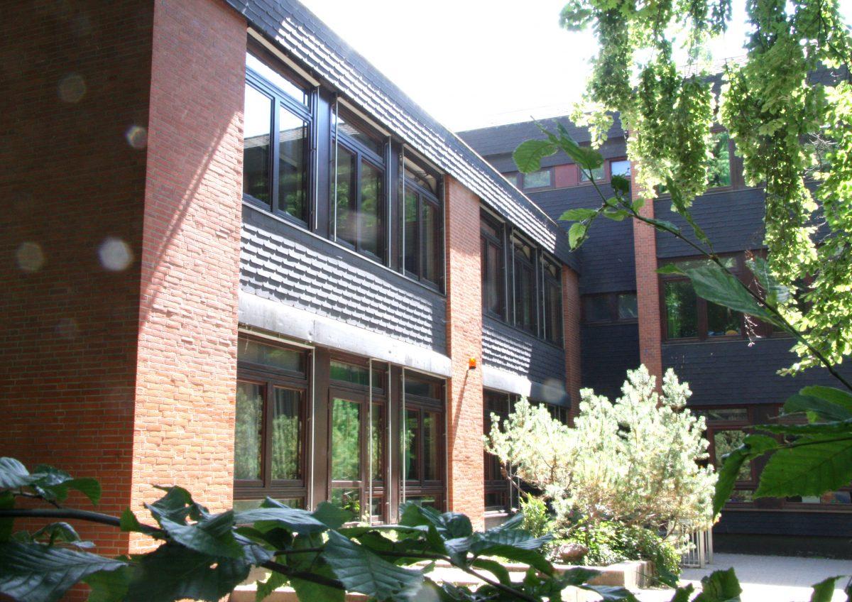 Außenansicht, Nordgrundschule, Berlin