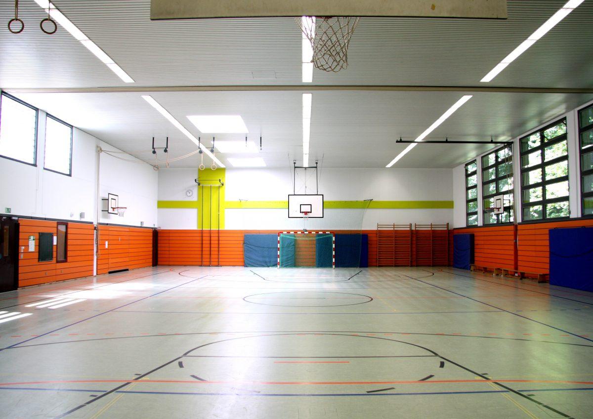 Sporthalle, Nordgrundschule, Berlin