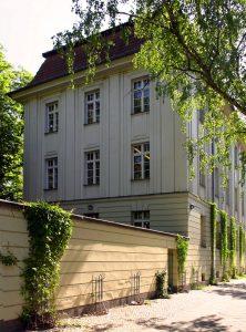 Präsidialgebäude Beuth Hochschule für Technik,TFH Berlin