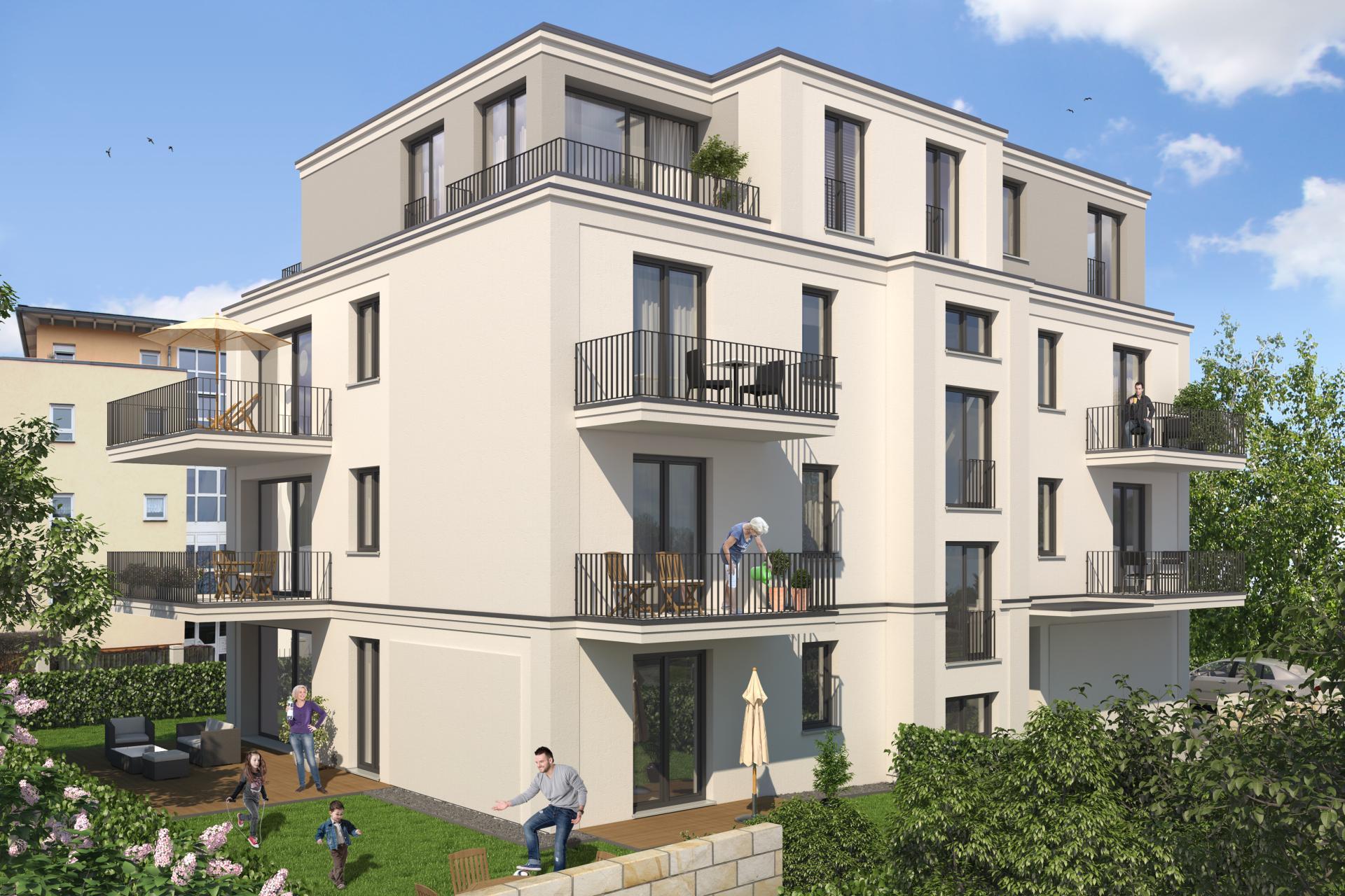 Klassische Villa Neubau pes7 – neubau mehrfamilienhaus als klassische villa – tssb