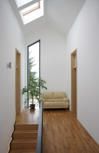 Flur, Obergeschoss, Haus Reda