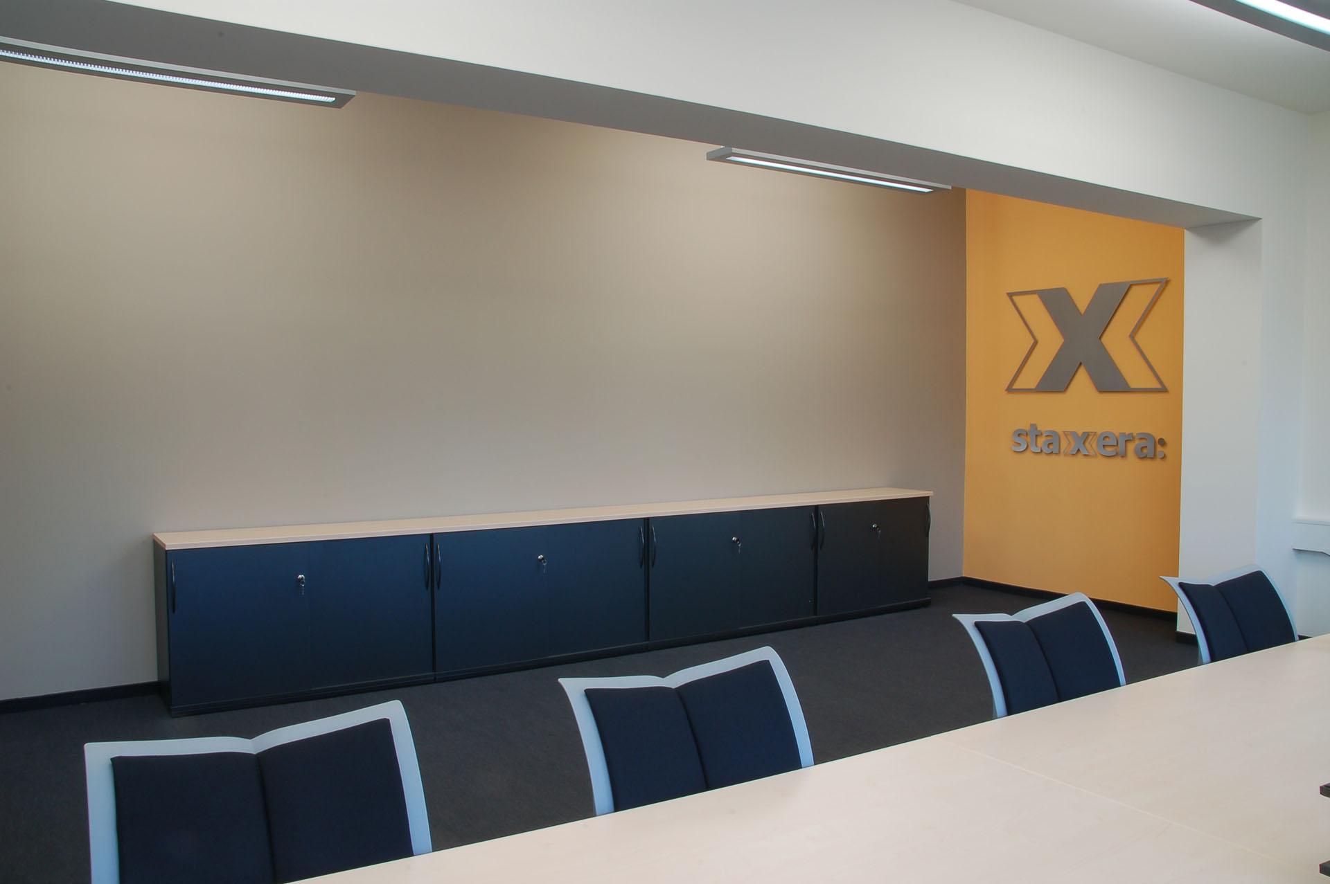 Besprechungsraum, Staxera GmbH