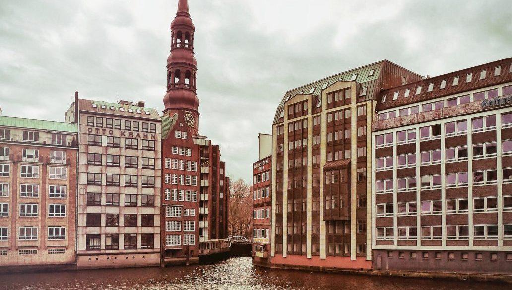 Speicherstadt, Sir Nikolai Hotel, Hamburg