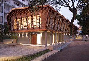 Bibliothek, Goethe Institut Yangon – Myanmar
