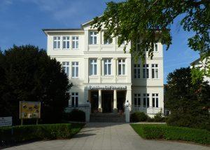 Eingang, Upstalsboom Hotel Ostseestrand