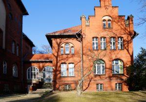 Altes Backsteingebäude, Lilienthal-Gymnasium, Berlin