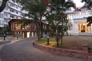 Anwesen komplett, Goethe Institut Yangon – Myanmar
