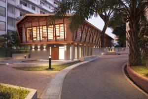 Neubau, Goethe Institut Yangon – Myanmar