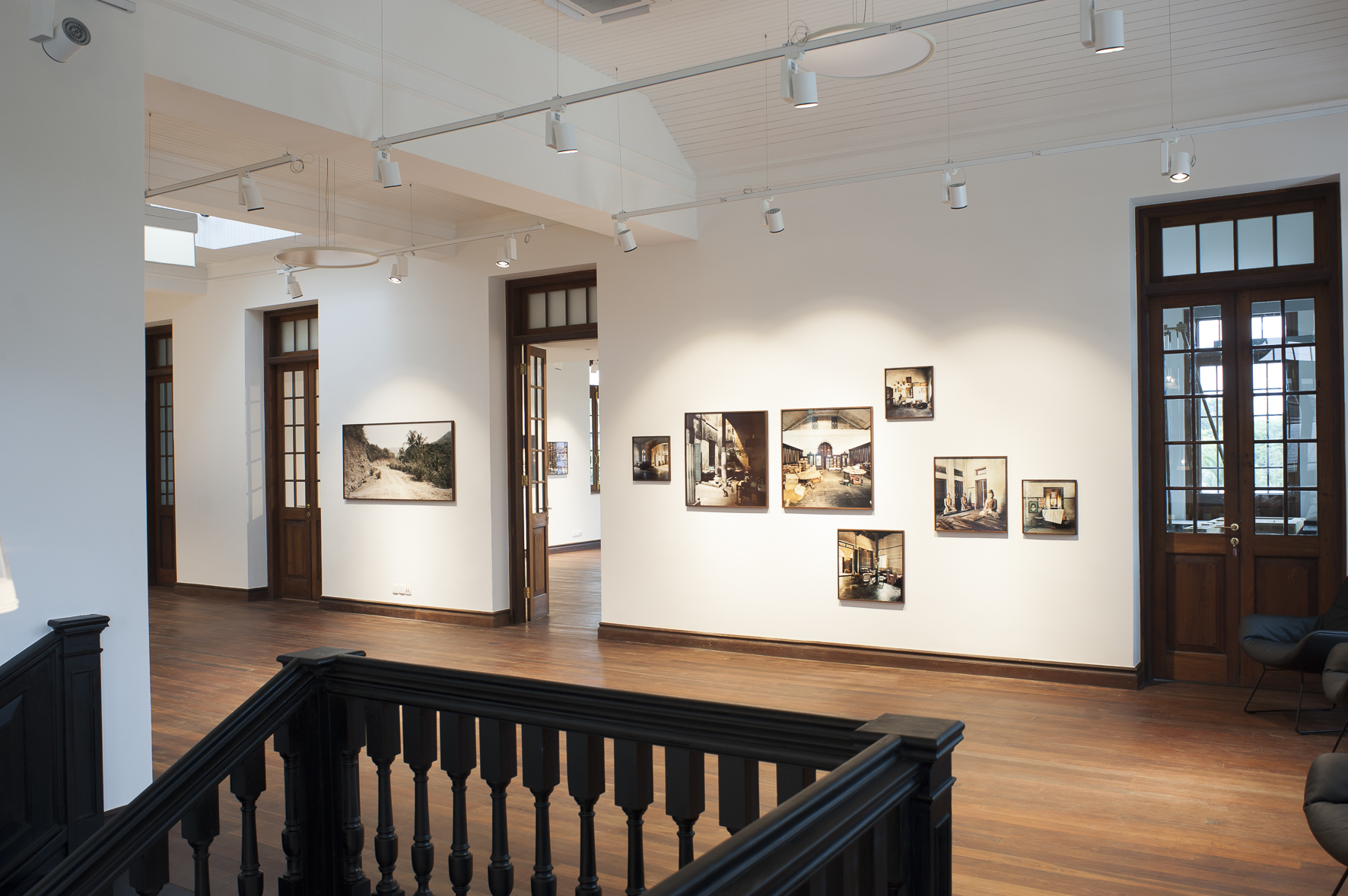Alte Villa, Flur, Goethe Institut Yangon – Myanmar