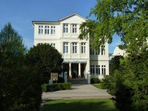 Haupteingang, Upstalsboom Hotel Ostssestrand