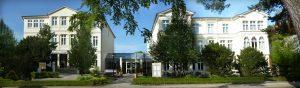Außenansicht, Upstalsboom Hotel Ostseestrand