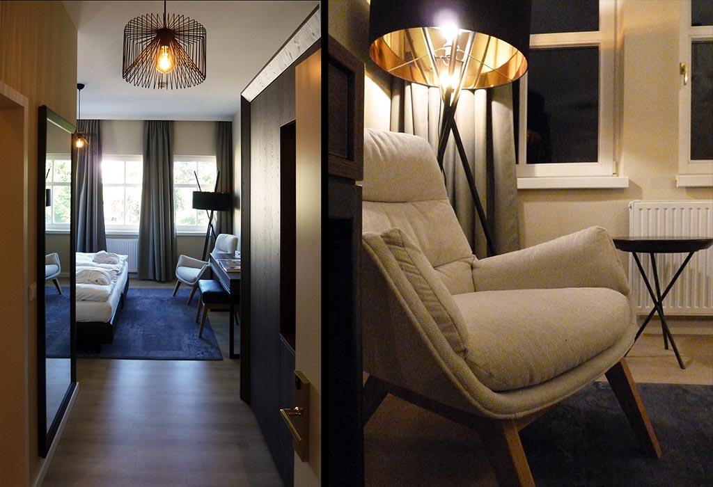 Zimmer, Upstalsboom Hotel Ostssestrand