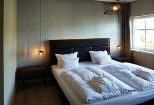 Doppelbett, Upstalsboom Hotel Ostseestrand