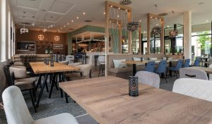 Restaurant, Upstalsboom Waterkant Suites