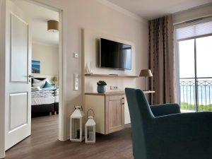Gästewohnung, Upstalsboom Waterkant Suites