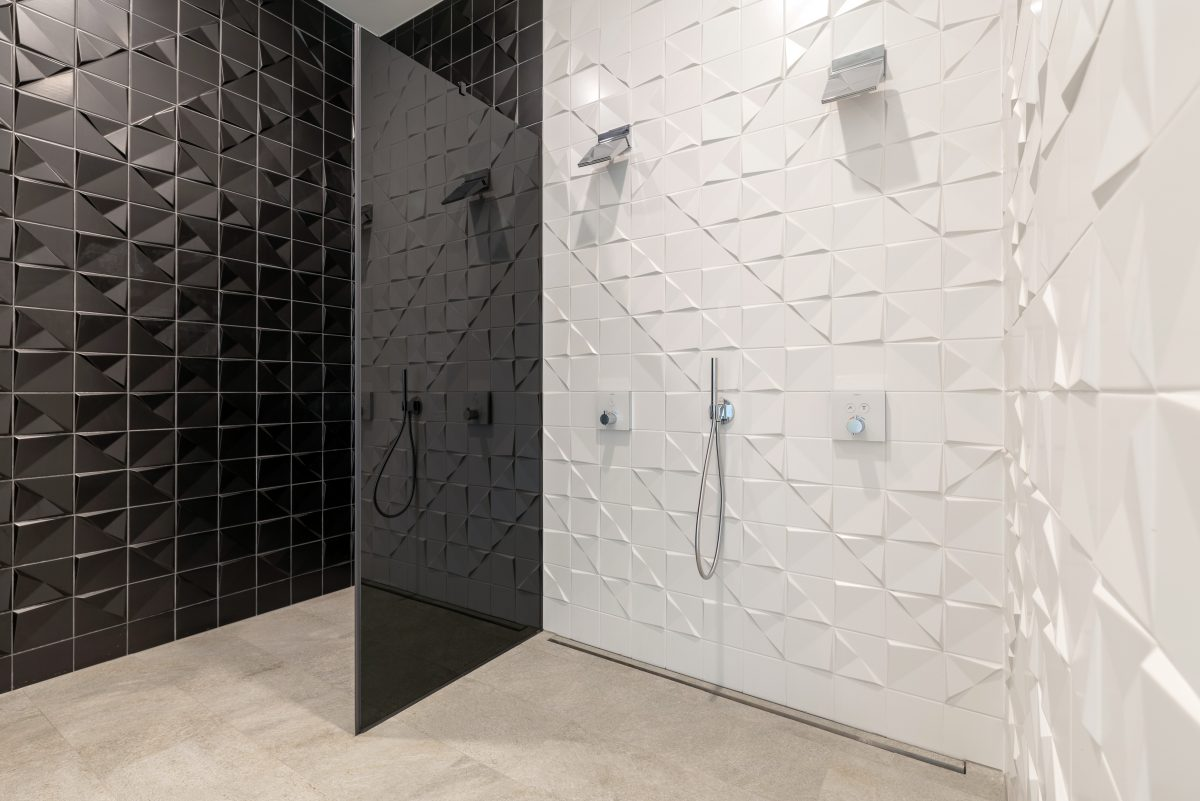 Dusche im SPA, Upstalsboom Waterkant Suites