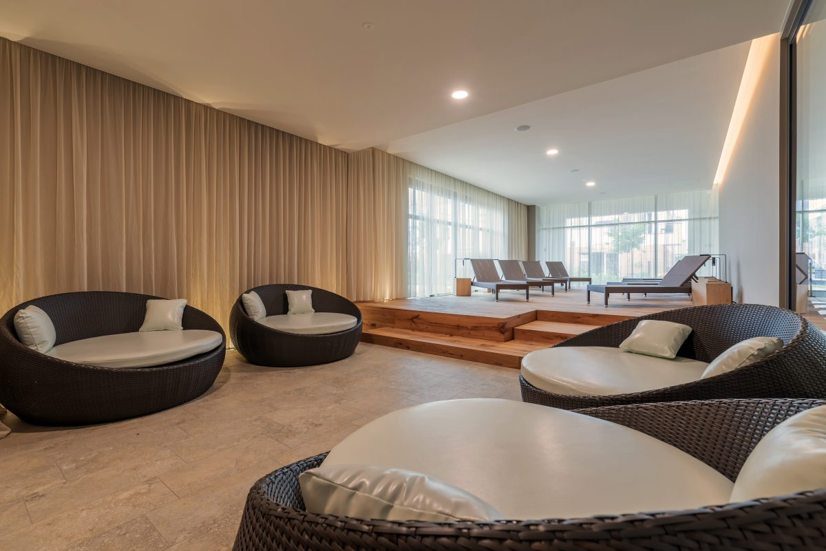 Ruheraum, Upstalsboom Waterkant Suites