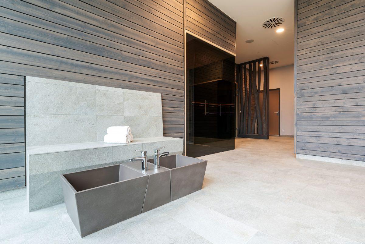 SPA-Bereich, Upstalsboom Waterkant Suites