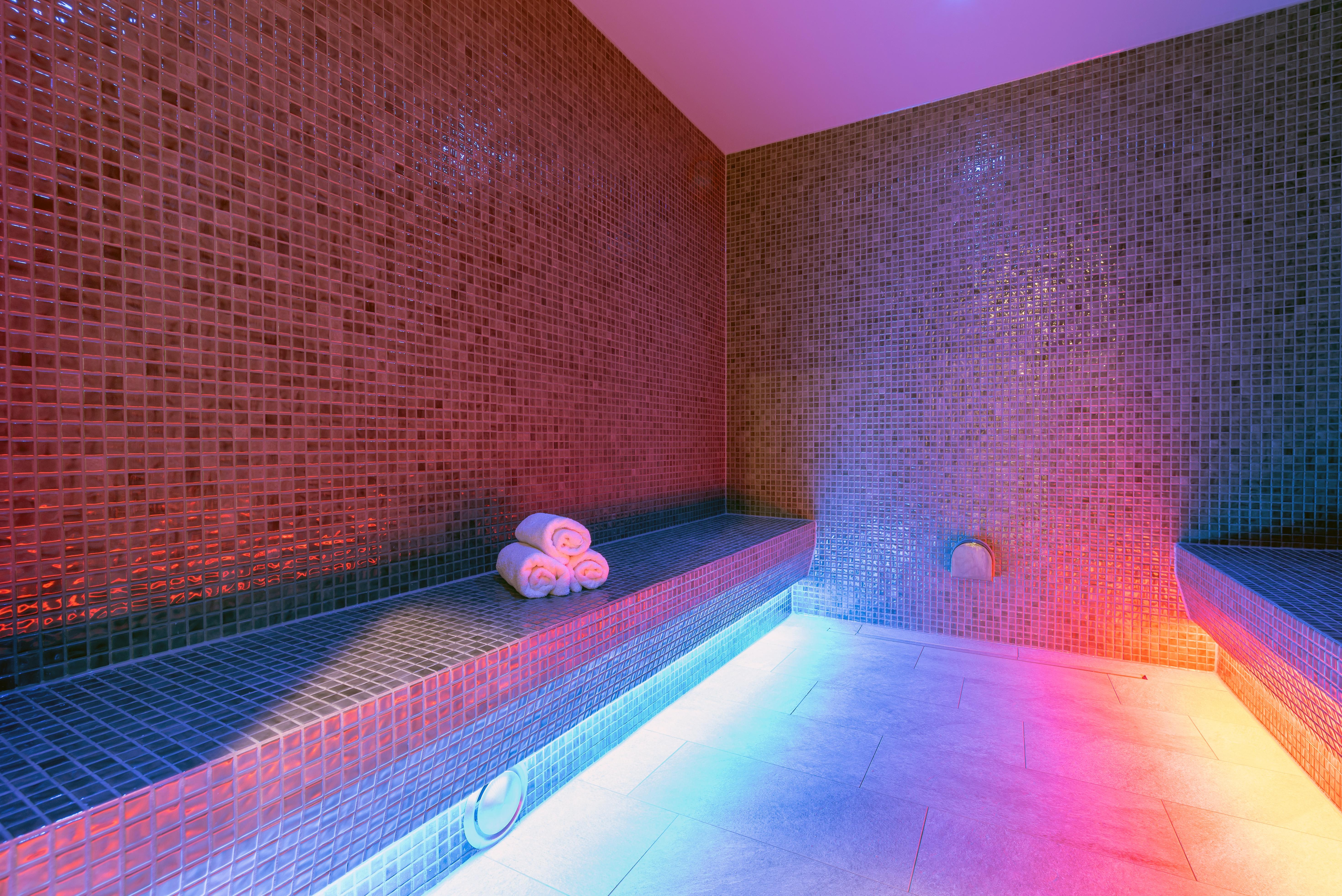 Dampfsauna, Upstalsboom Waterkant Suites
