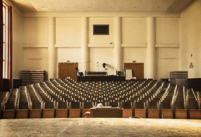 Saal, Beethoven Gymnasium, Berlin