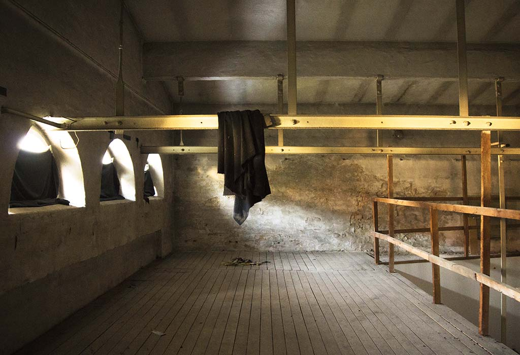Dachboden, Beethoven Gymnasium, Berlin