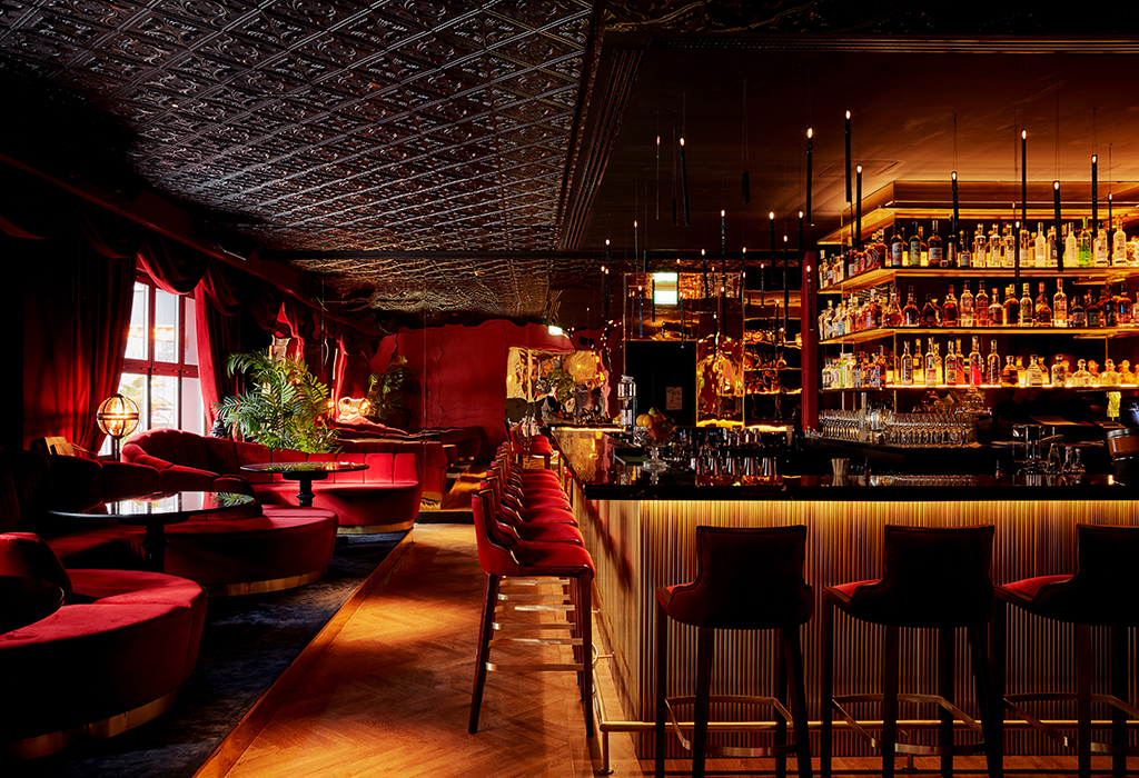 Hotelbar, Hotel Provocateur, Berlin