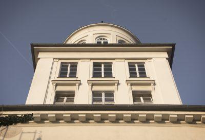 Turm, Beethoven Gymnasium, Berlin
