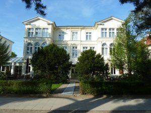 Gartenansicht, Upstalsboom Hotel Ostseestrand