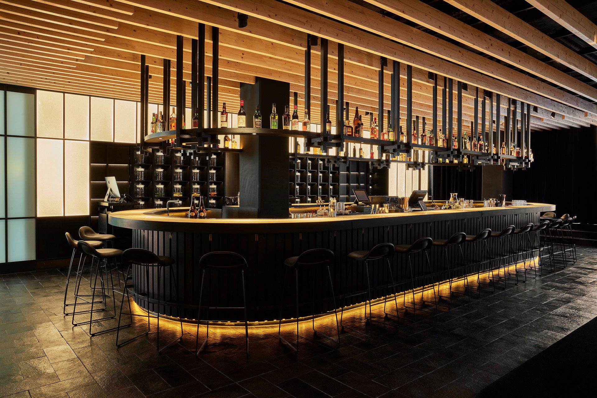 Bar, Roomers Hotel München