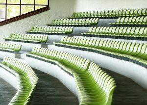 Sitze, Stadion Lichterfelde, Berlin