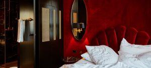 Zimmerdetails, Hotel Provocateur, Berlin