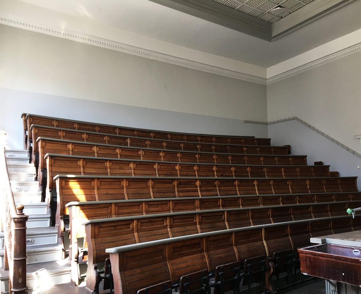 Vorlesungssaal, Robert-Koch-Forum, Berlin