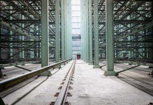 Lager, Industrieliegenschaft Beeskowdamm, Berlin