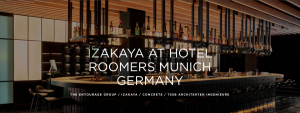 Ahead Europe Award 2019, Izakaya Restaurant in München