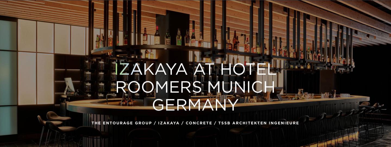 Ahead Europe Award 2019, Izakaya Restaurant in München