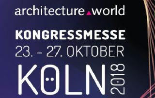 Architecture World 2018