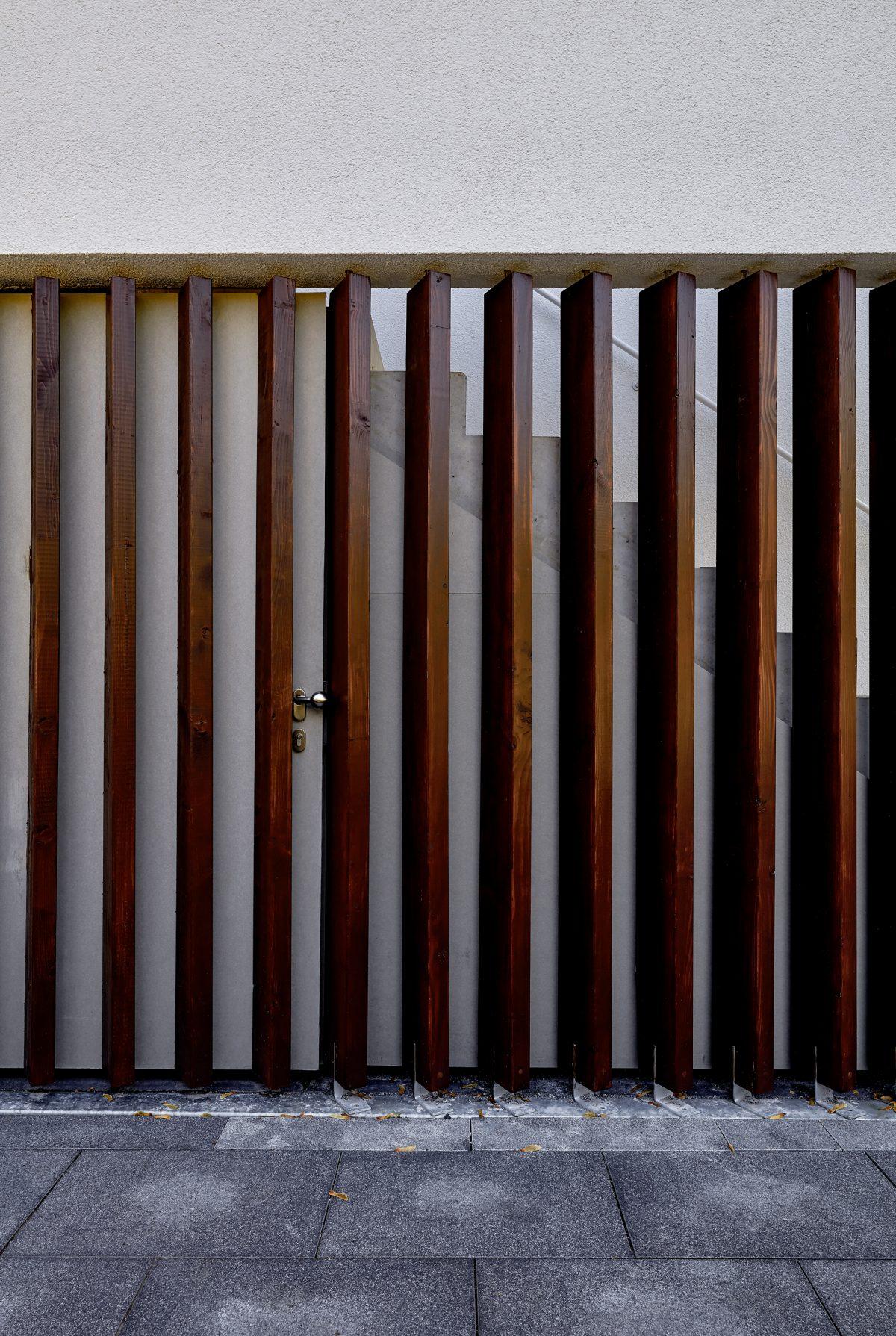 Die versteckte Tür, Villa JHS6 in Dresden